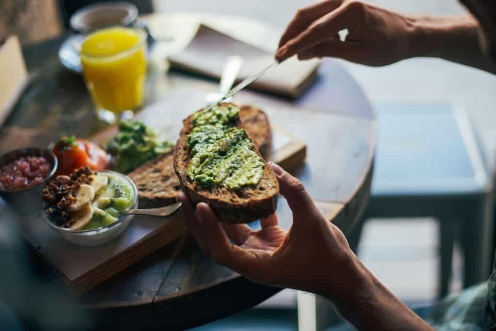 Perder peso con dieta, macronutrientes