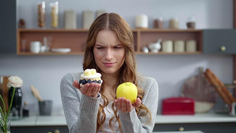 Alimentación consciente y alimentación emocional